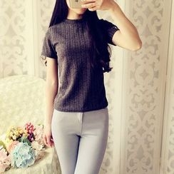 Cobblestone - Short-Sleeve Top