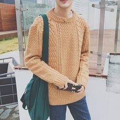 子俊 - 羅紋針織上衣