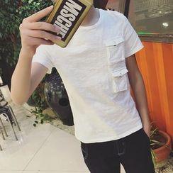 JVR - 短袖前口袋T恤