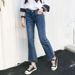November Rain - Boot Cut Jeans