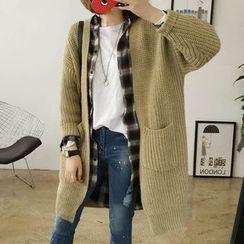 YASOO - Chunky Knit Long Sweater