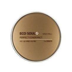 The Saem - Eco Soul Perfect Cover Pact SPF27 PA++ (#23 Natural Beige)