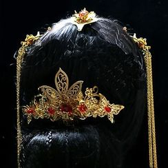 Paparazzi - Chinese Hair Comb