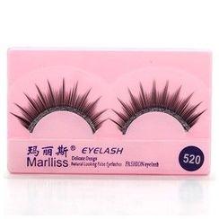 Marlliss - Glitter Eyelash (520)
