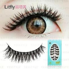 Litfly - Eyelash #303 (10 pairs)