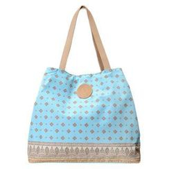 ans - Pattern Shopper Bag