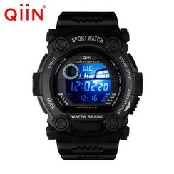 qiin - Strap Digital Watch