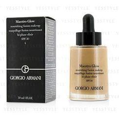 Giorgio Armani - Maestro Glow Nourishing Fusion Makeup SPF 30 (#04)
