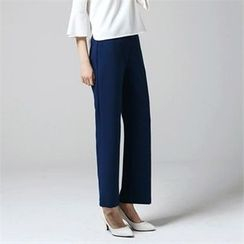 MAGJAY - Wide-Leg Dress Pants