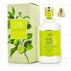 4711 - Acqua Colonia Lime and Nutmeg Eau De Cologne Spray