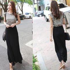 NIPONJJUYA - Maxi Skirt