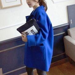 OTTI - Long Woolen Coat
