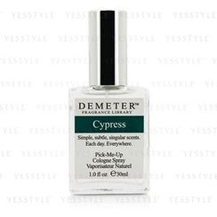 Demeter Fragrance Library - Cypress Cologne Spray
