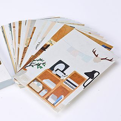 Cute Essentials - Postcard Set (30 pcs)
