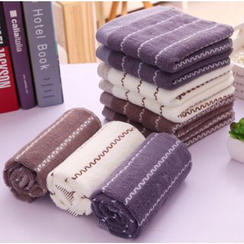 Showroom - Wavy Striped Face Towel