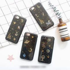 Hachi - 印花手機保護套 iPhone 6 / 6 Plus / 7 / 7 Plus