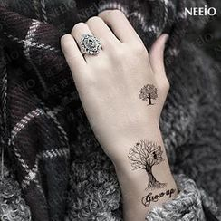 Neeio - Waterproof Temporary Tattoo (Tree)