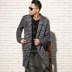 Mannmix - Knit Lapel Jacket