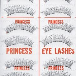 Princess Lee - Eyelash (Cross 6 Light)