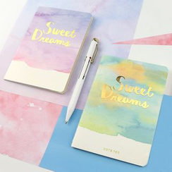 Class 302 - Printed Notebook (S)