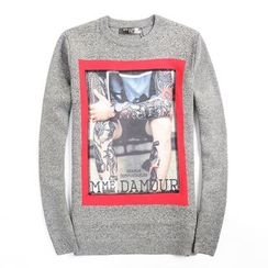 EDAO - Printed Sweater