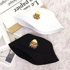 FROME - 刺绣渔夫帽