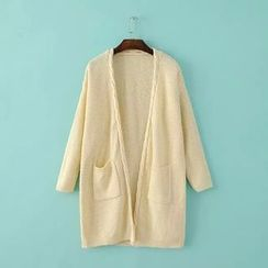 Chicsense - Cable Cardigan