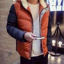 Pinth - Hooded Padded Vest