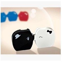 Voon - Contact Lens Case Kit  (Piglet)