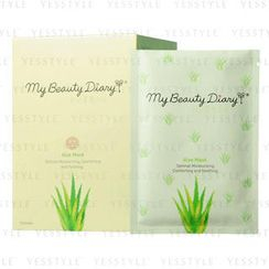 My Beauty Diary - Aloe Mask (English Version)