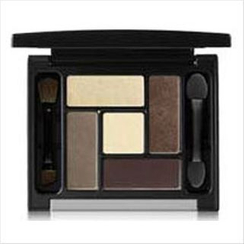 O HUI - Real Color 5 Eye Shadow (#14 Blessing Brown)