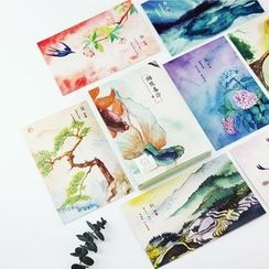 Milena - Printed Postcard Set (30 pcs)