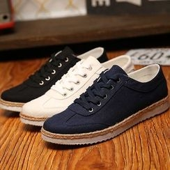 Ireoul - Canvas Casual Shoes