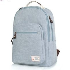SUPER LOVER - Canvas Backpack