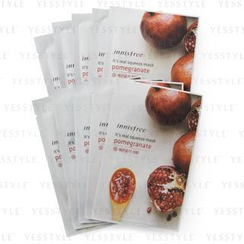 Innisfree - It's Real Squeeze Mask (Pomegranate)