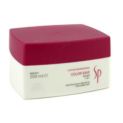 Wella - SP Color Save Mask (For Coloured Hair)