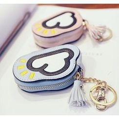 Youshine - Cloud Coin Purse with Tassel