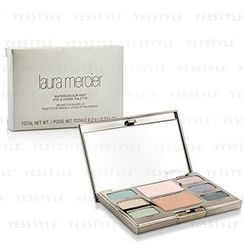 Laura Mercier 羅拉瑪斯亞 - Watercolour Mist Eye and Cheek Palette (6x Eye Color, 2x Cheek Color)