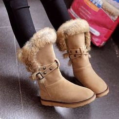 Pangmama - Studded Boots