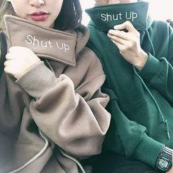 Nicki Studio - Long-Sleeve Hooded Top