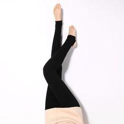 Jusak - Plain Leggings