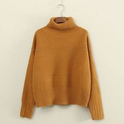 Mushi - Turtleneck Sweater