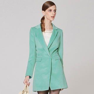 O.SA - Wrap-Front Coat