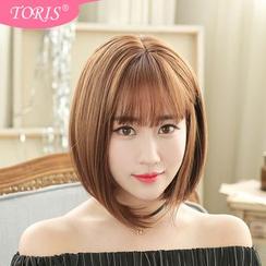 Toris - Short Full Wig - Curly