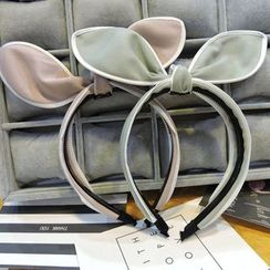 Azalea - Rabbit Ear Headband