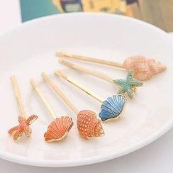 Suu - Seashell Hair Pin