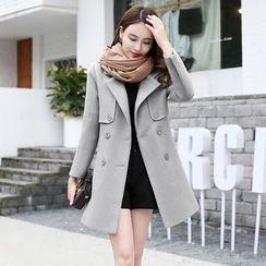 KILIN - Double-Breasted Coat