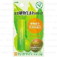 OMI - Select Lipstick (Natural)