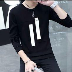 Izme - Printed Pullover