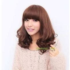 Sankins - Medium Full Wig - Wavy